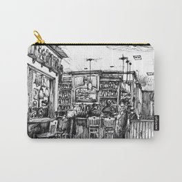 The Dancing Bear Pub Carry-All Pouch