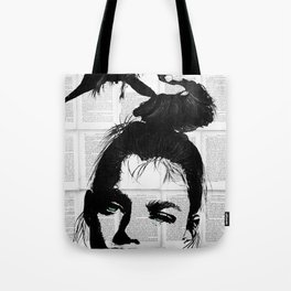 Can be bw Tote Bag