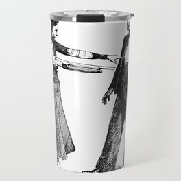 Bonnie&Clyde Travel Mug