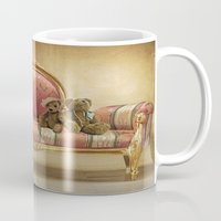 ballerina Mugs featuring Ballerina by Shalisa Photography