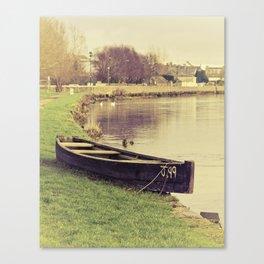 Irish Cot Canvas Print