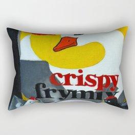 Crispy Frymix Rectangular Pillow