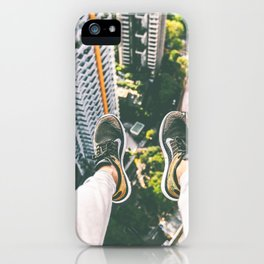 adrenalin iPhone Case