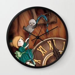 Escape from the Cuckoo Clock  Wall Clock