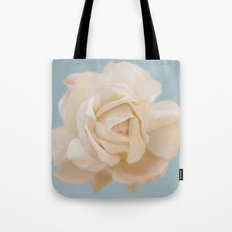 IVORY ROSE Tote Bag