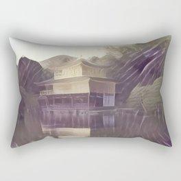 False Color Kyoto Rectangular Pillow