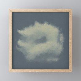 Dare to Dream - Cloud 58 of 100 Framed Mini Art Print