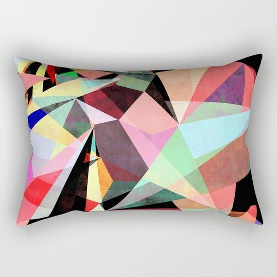 Colorflash 6 Rectangular Pillow