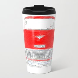 Vintage Chevy Travel Mug