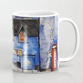 Polperro at Night Coffee Mug
