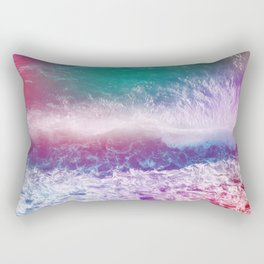 Infinite Waves and Endless Summers Rectangular Pillow