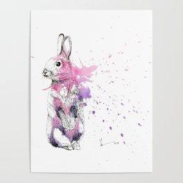 Bunny I Poster