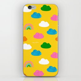Sunshine and Rainbows iPhone Skin