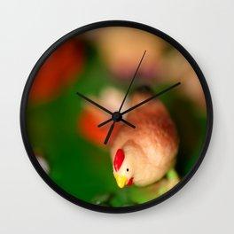 Little Chicken Wall Clock