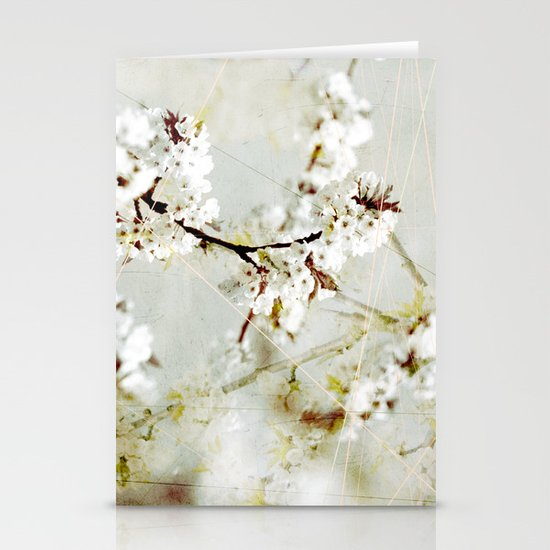 Spring 3  Stationery Cards
