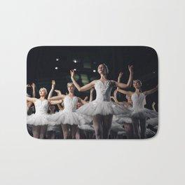 Classic Dance Black swan Bath Mat