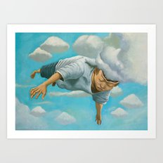 Mind Flight Art Print