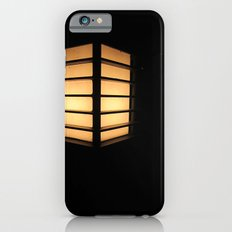 Asian Lamp in the night iPhone 6s Slim Case