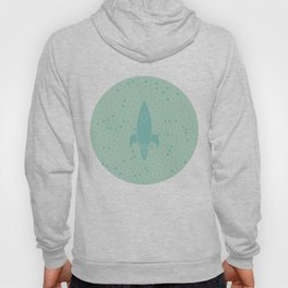 Vintage Fly Me to the Stars Hoody