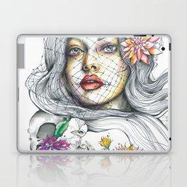 Nostalgia in Bloom Laptop & iPad Skin