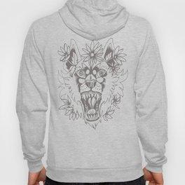 Garden Wolf Hoody