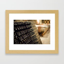 Bottle Valetta Framed Art Print
