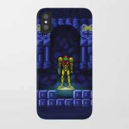 Metroid iPhone Case