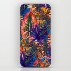My Tropical Garden 8 iPhone & iPod Skin
