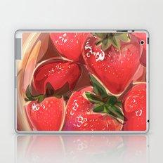 fraises. Laptop & iPad Skin