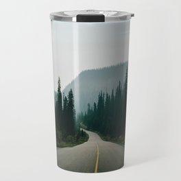 Road trip to the mountains Travel Mug