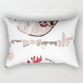Ink cuphead Rectangular Pillow