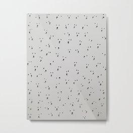 Many Curious Polar Bears Metal Print