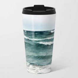 Turquoise Sea #1 Travel Mug