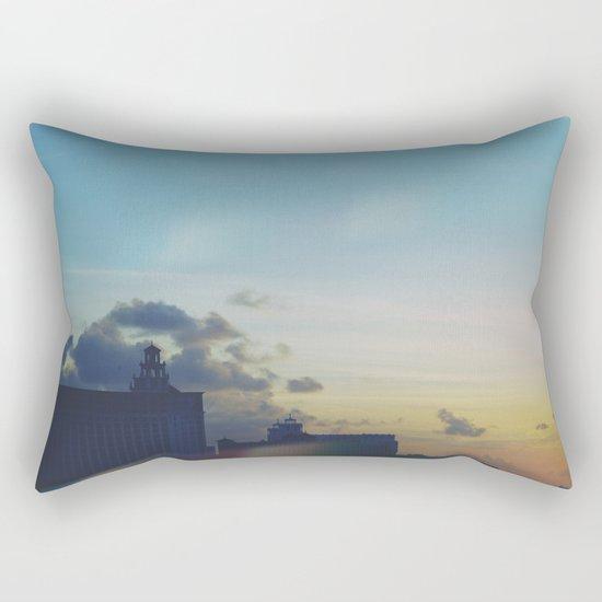 Sunset Craving Rectangular Pillow