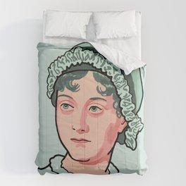 Jane Austen Comforters