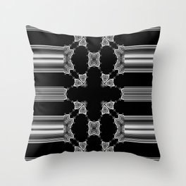 Sect 1 Quad Throw Pillow