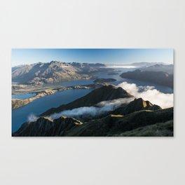 Wanaka, New Zealand Canvas Print