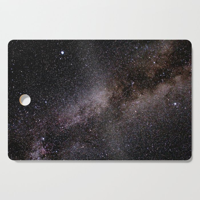 The Milky Way Cutting Board