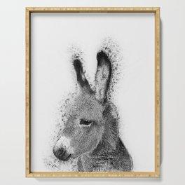 Donkey Serving Tray