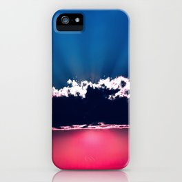 Happy Thoughts iPhone Case
