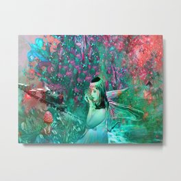 Fairy Tale Dream Metal Print