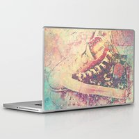 converse Laptop & iPad Skins featuring Converse by Nechifor Ionut