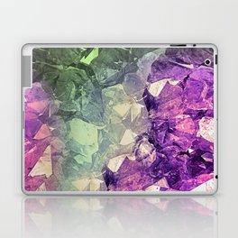 Colourful Crystal Laptop & iPad Skin