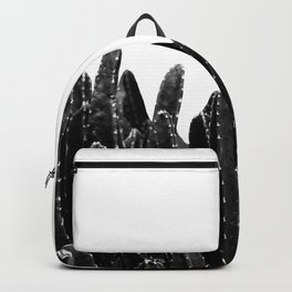 Black Cacti Dream #1 #minimal #decor #art #society6 Backpack