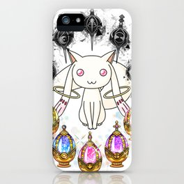 Kyubey iPhone Case