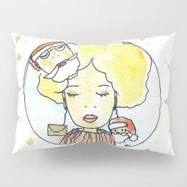Babbo Natale pensaci tu! Pillow Sham