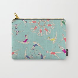 train hard and have fun! Carry-All Pouch