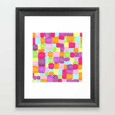 pavé #2 Framed Art Print