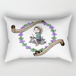 Protège Rectangular Pillow