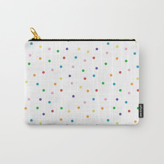 Candy Repeat Carry-All Pouch